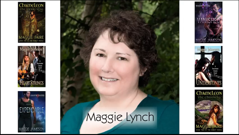 2014 Maggie Lynch Interview for Windtree Press
