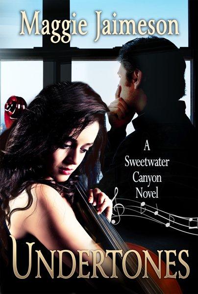 Book cover undertones by Maggie Jaimeson
