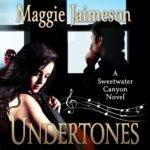 Audiobook - Undertones by Maggie Jaimeson, narrated by Sonja Field