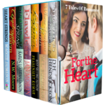 For the Heart Boxset with 7 novels
