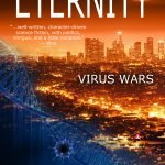 cover for Eternity: Virus Wars by Maggie Lynch