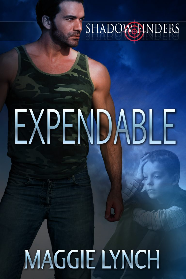cover for Expendable by Maggie Lynch