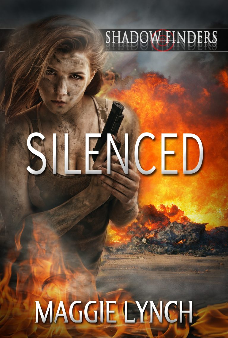 cover for Silenced by Maggie Lynch