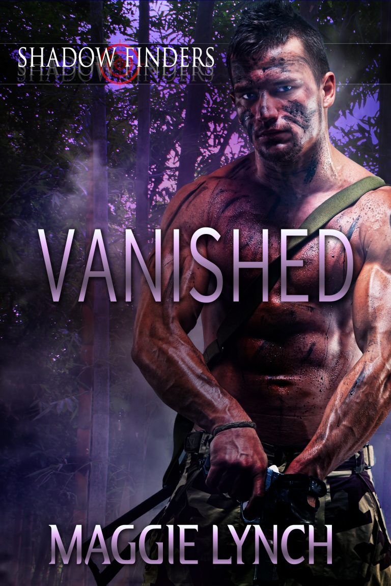 cover for Vanished by Maggie Lynch