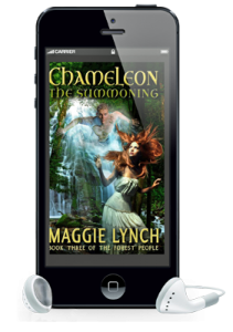 Audiobook Chameleon: The Summoning by Maggie Lynch