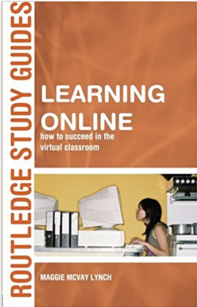 learning online by maggie mcvay lynch book cover