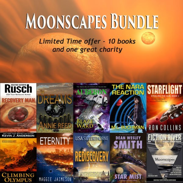 Moonscapes Book Bundle Deal