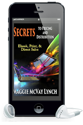 Audiobook Secrets to pricing and Distribution by Maggie Lynch