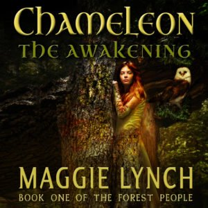 Audiobook Chameleon: The Awakening by Maggie Lynch, Narrated by Rachel Jacobs