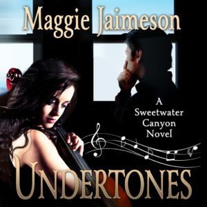Audiobook - Undertones by Maggie Jaimeson, narrated by Sonja Field