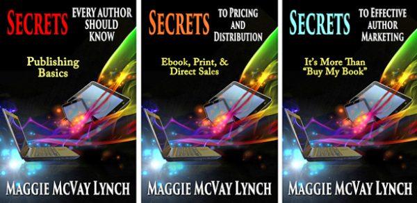 Career Author Secrets Bundle Books 1-3