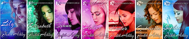 Sacred Women's Circle series of seven books