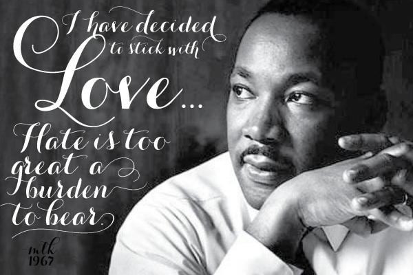 Mutual Monday – Rev. Martin Luther King, Jr.