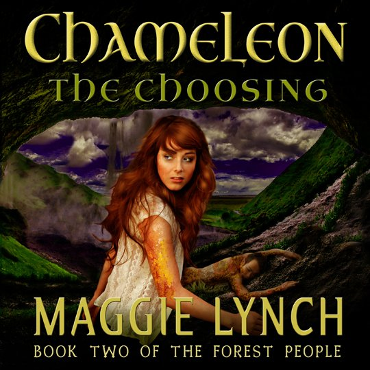 Chameleon: The Choosing – Audiobook