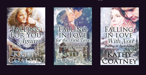 Falling in Love series by Kathy Coatney