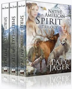 Native American Spirit Trilogy romance by Paty Jager