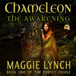 Chameleon: The Awakening Audiobook Cover