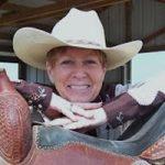 Stephanie Berget–cowgirl, barrel racer, romance writer