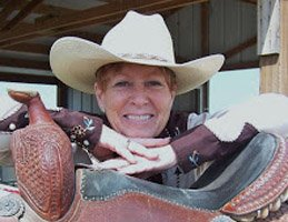 Stephanie Berget, Western Romance Author