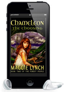 Audiobook Chameleon: The Choosing by Maggie Lynch