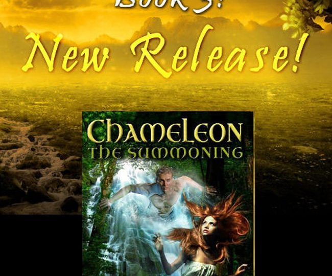 Third Book in Fantasy Trilogy Available Now!