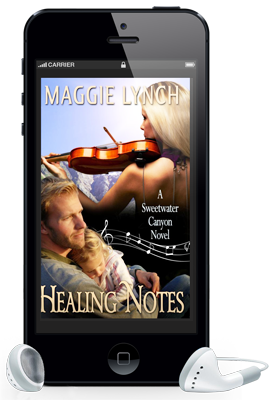 Audiobook Healing Notes by Maggie Lynch