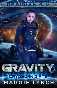 Cover for Gravity by Maggie Lynch