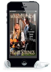 Audiobook for Heart Strings by Maggie Lynch