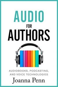 Cover for Audio for Authors by Joanna Penn