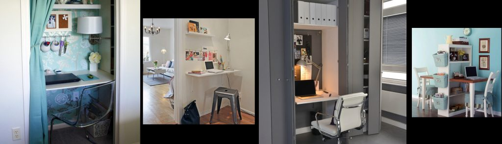 Ideas for small offices at home