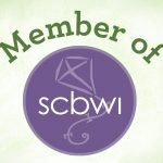 member of scbwi logo badge